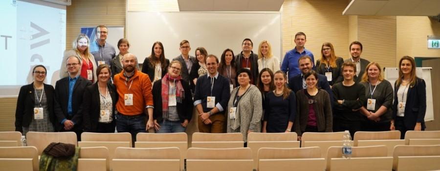 Članica UO Mlade akademije izvoljena v Eurodocov sekretariat