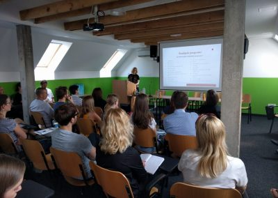 Možnosti financiranja doktorskega študija in izkušnje doktorskih študentov – maj 2017
