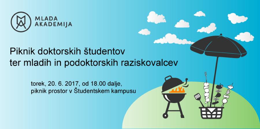Piknik in skupščina društva Mlada akademija