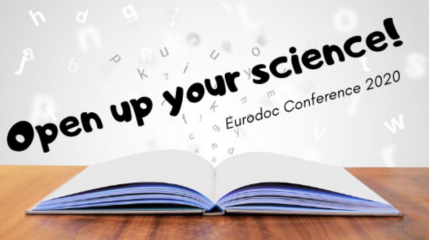 Poročilo o spletni konferenci Eurodoc / Report on the Eurodoc Online Conference 2020